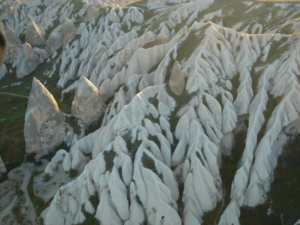 Cappadocia − Podisul Anatoliei (1/6)