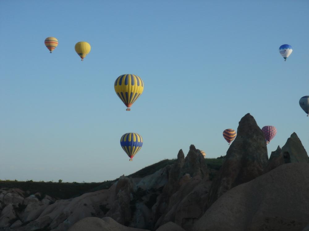 Cappadocia − Podisul Anatoliei (3/6)