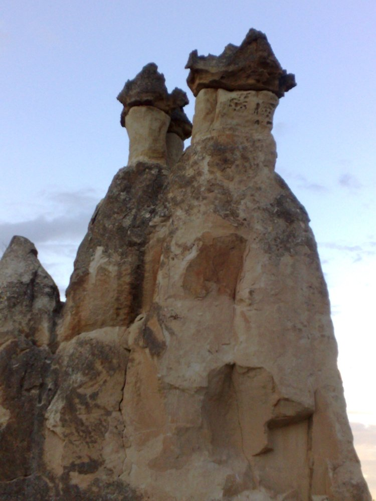 Cappadocia − Podisul Anatoliei (5/6)