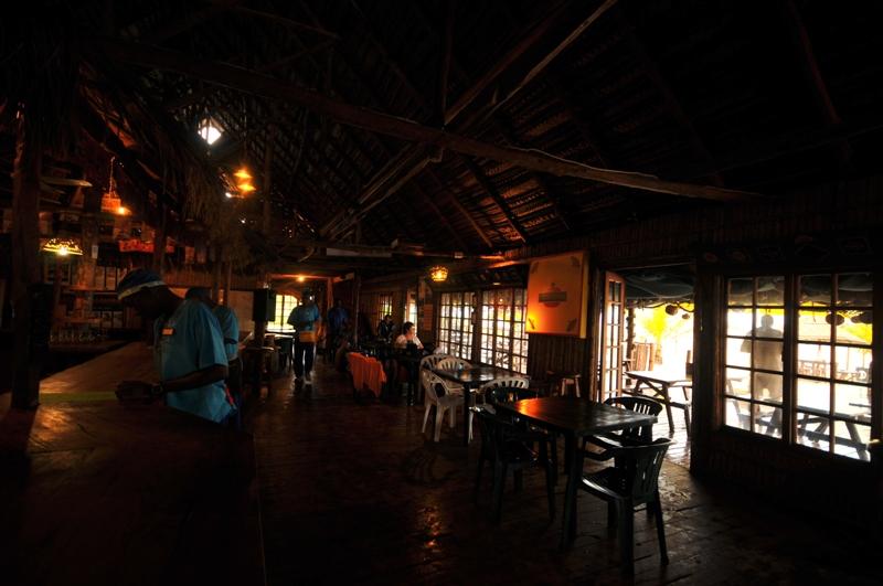Mozambic - Barra Lodge, Bazaruto Island (4/6)